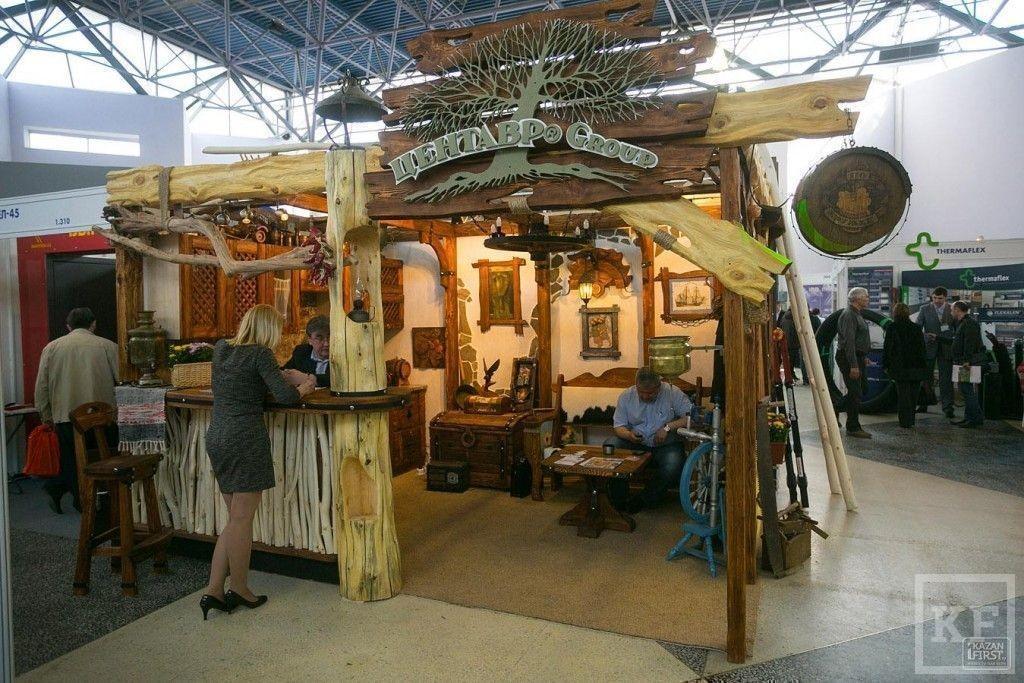 Выставка «Волгастройэкспо» открылась в Казани