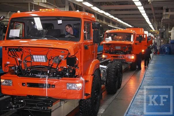 «Камаз» хочет продавать в Китае 50 000 грузовиков в год и собирать китайские автомобили в Татарстане