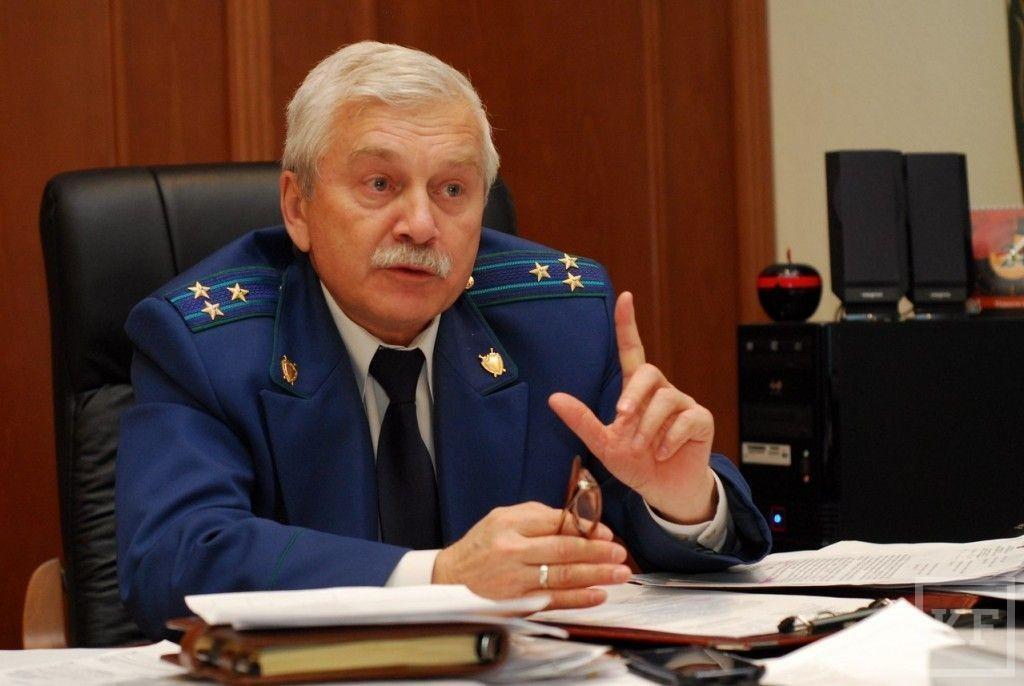 На пост прокурора Казани претендуют два кандидата из Приволжского и Зеленодольского районов