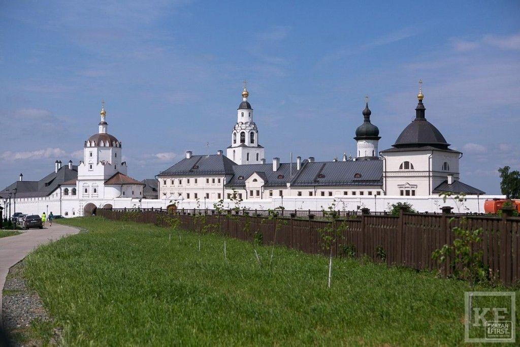 Остров-град Свияжск планируют сделать главным культурным центром Поволжья