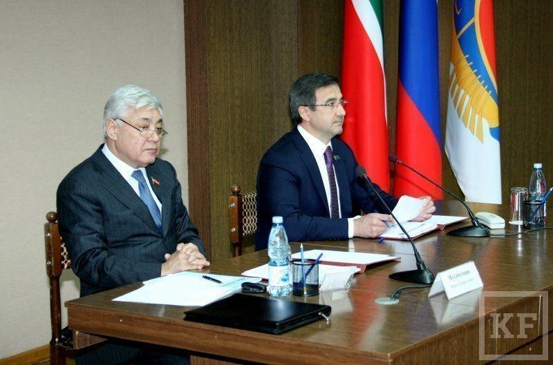 Мэр и оппозиция друг с другом встречались
