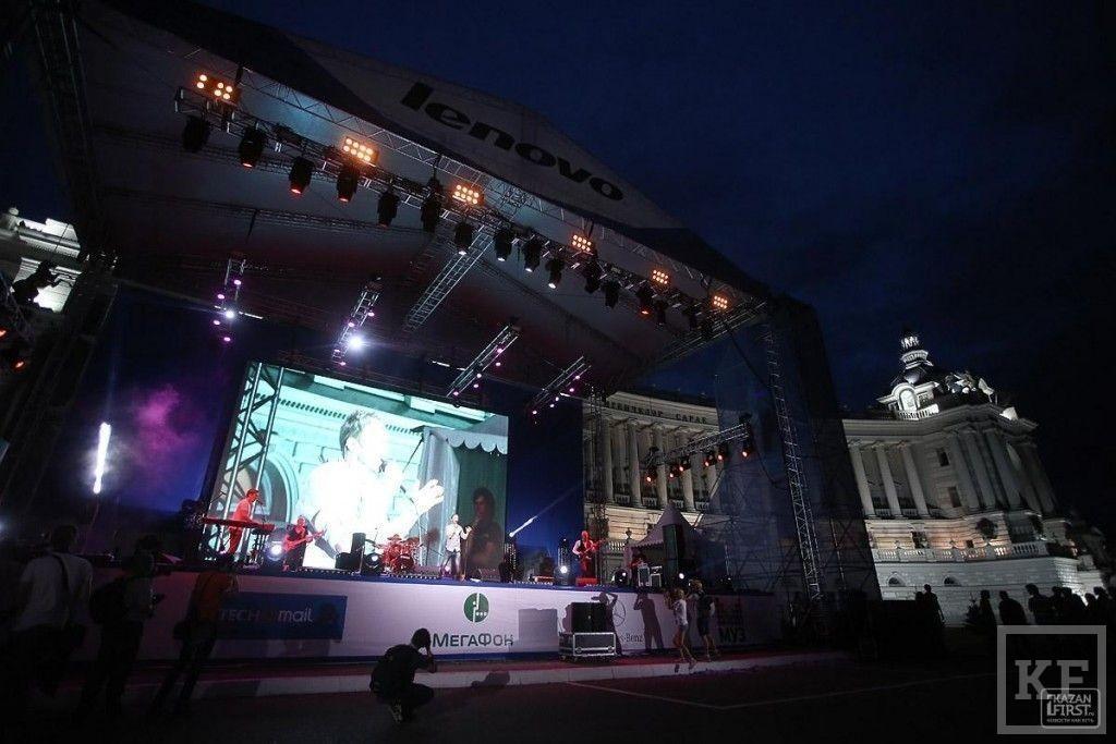Brainstorm в Казани: «Мы не в политике, не таскайте нас туда!»