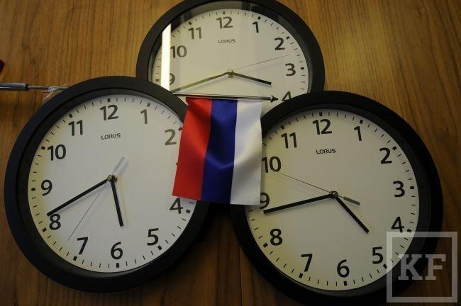 Госдума вернет зимнее время до окончания сессии