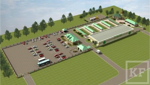 В Челнах планируют открыть комплекс для ритуального забоя скота
