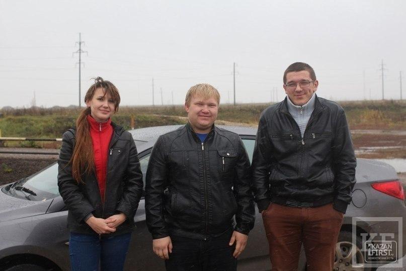 В Чистополе среди студентов определили лучших водителей