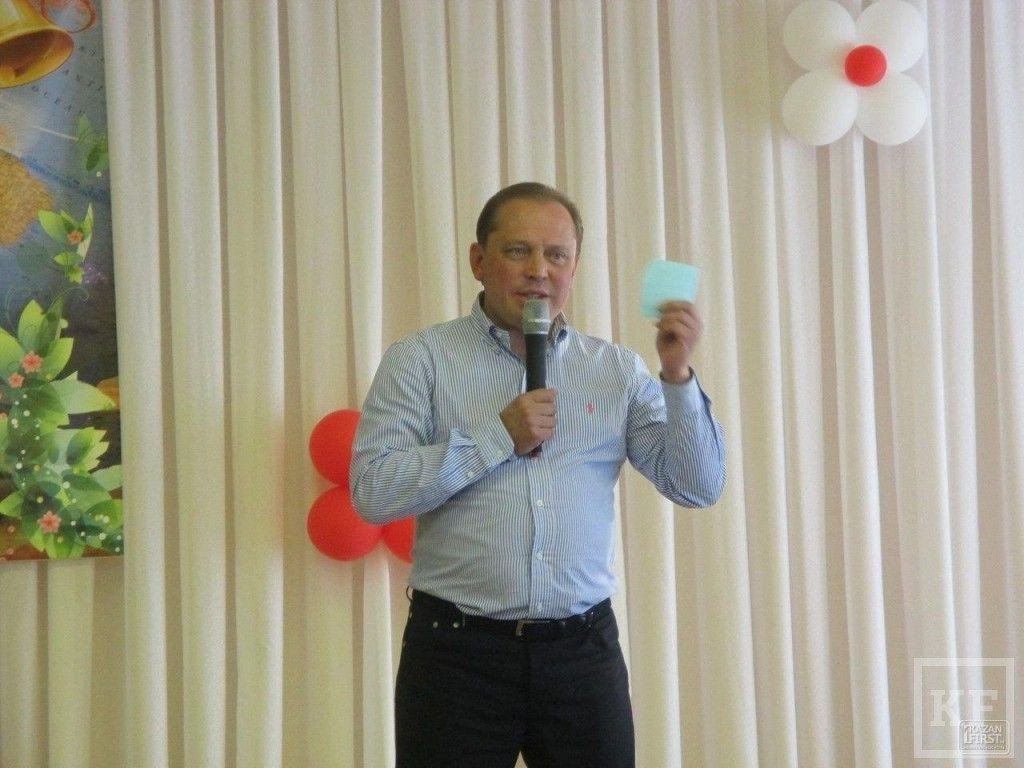 Айдар Метшин, мэр Нижнекамска: «Главное – чтобы дополнительное образование для детей было доступным»