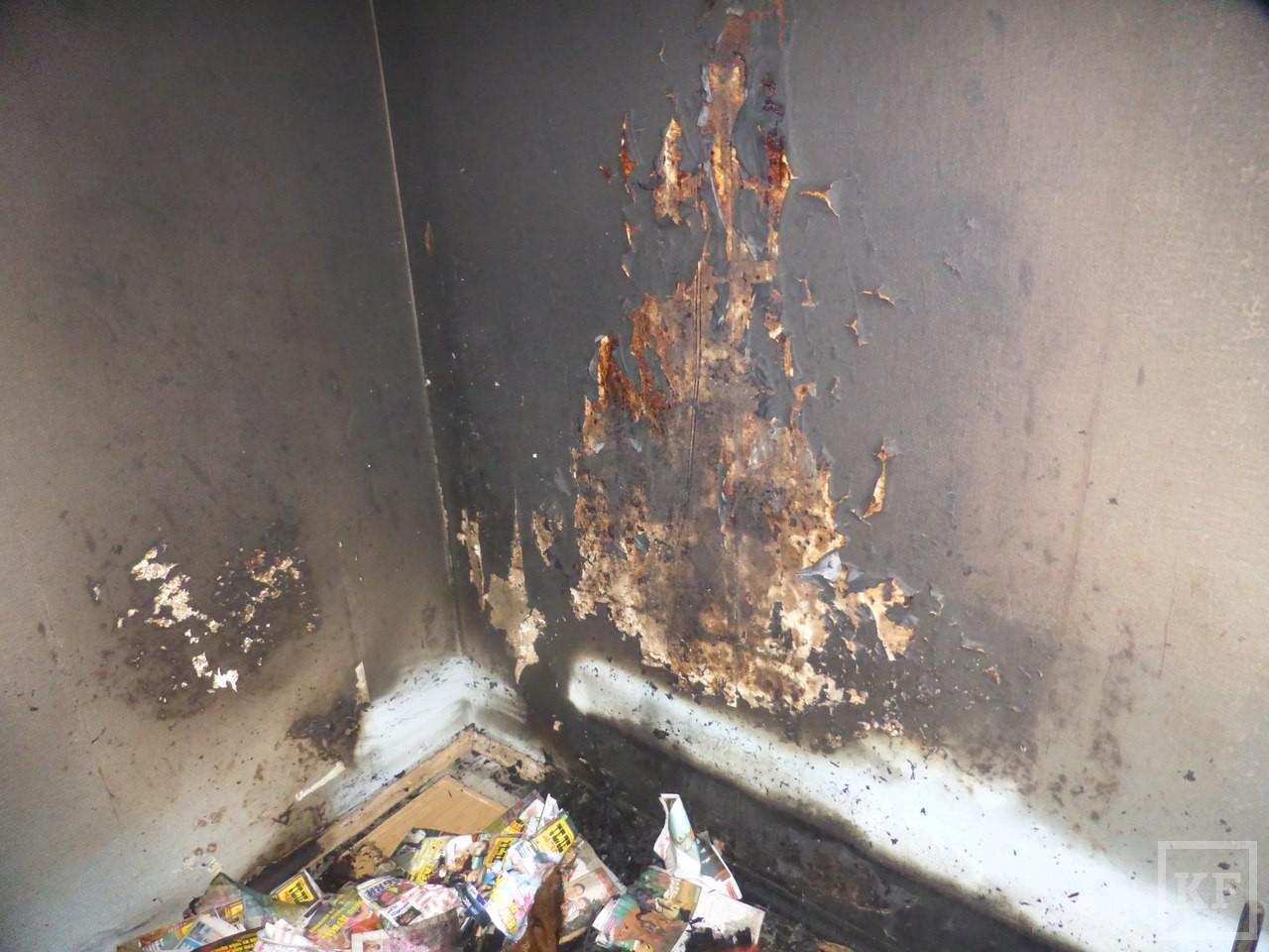 В Нижнекамске заживо сгорел пенсионер