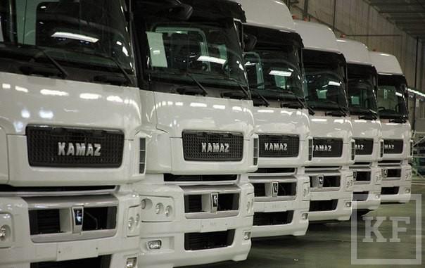 Спустя 8 лет сотрудничества «Камаз» вместе с «Даймлером» построит завод по производству кабин