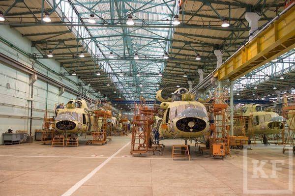 ИТ-парк Казани, центр медицинской науки «Эйдос» и Казанский вертолетный завод посетила сегодня делегация Казахстана