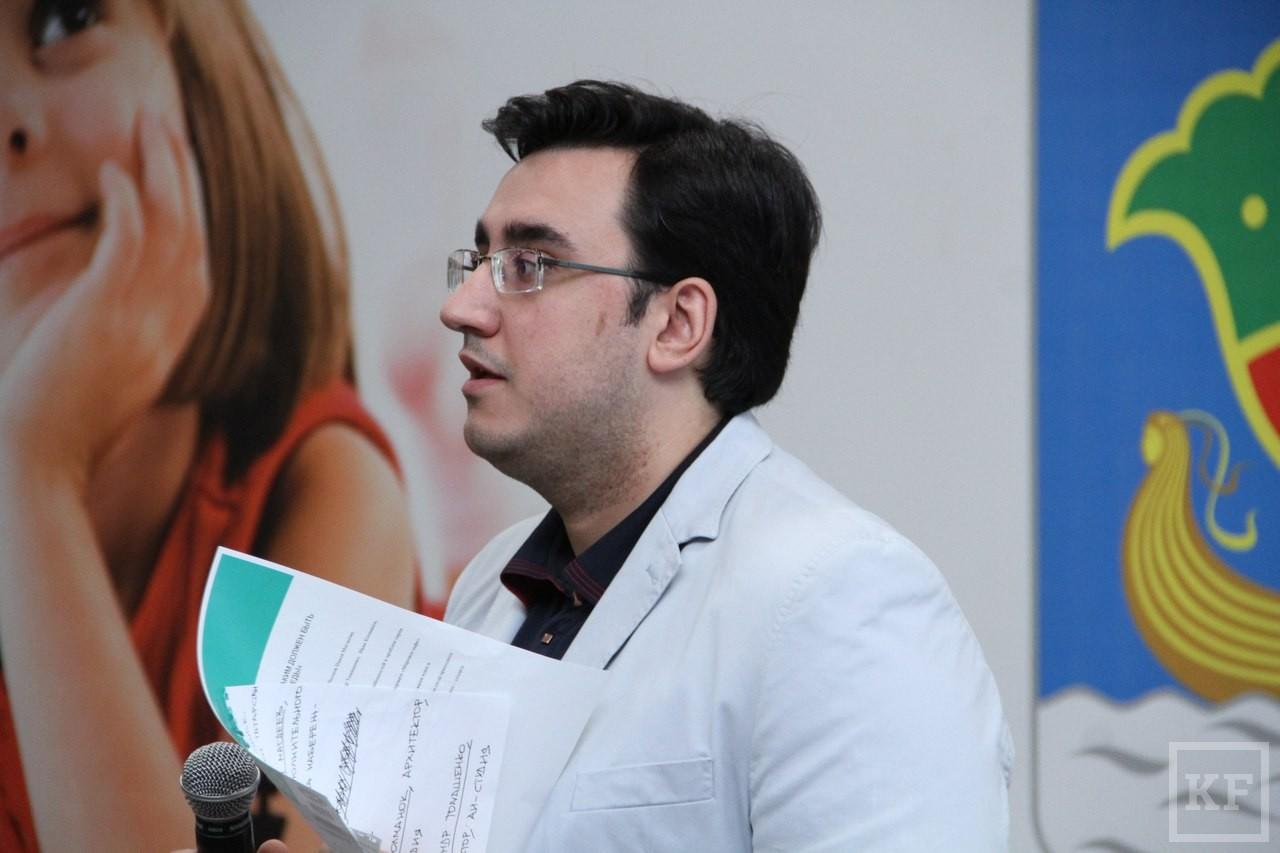 Жители Набережных Челнов обсудили судьбу парка Победы на проектном семинаре