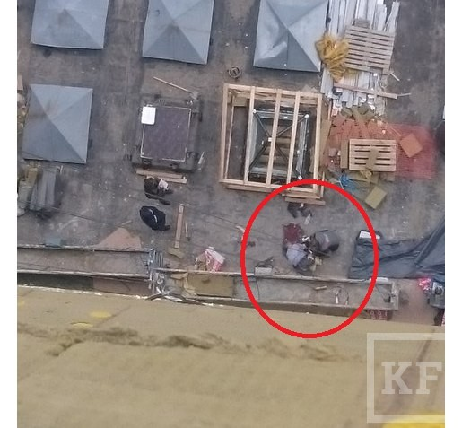 59-летний доцент кафедры политологии выбросился с 16 этажа здания КФУ: в предсмертной записке он просил никого не винить
