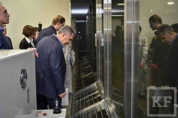 Минниханов посетил мусороперерабатывающий завод в Токио