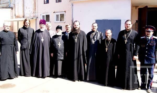 Митрополит Анастасий посетил Чистополь