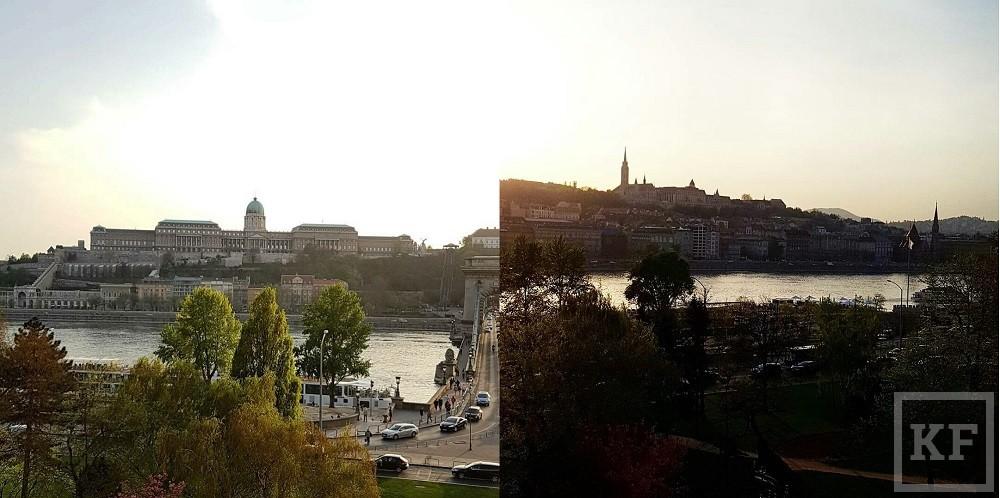 Минниханов «Вконтакте»: Будапешт
