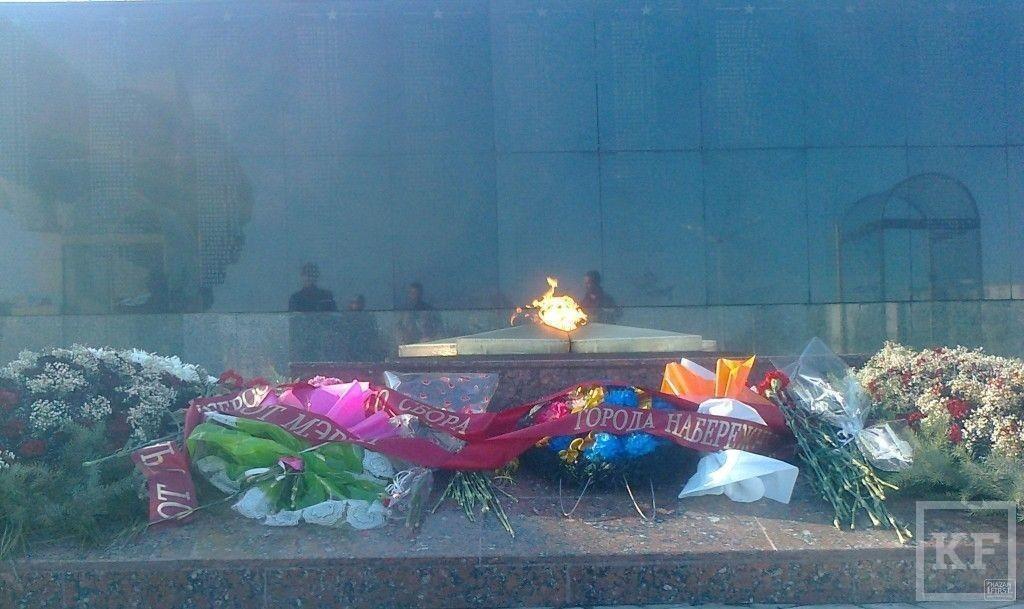 В Набережных Челнах почтили память погибших на юго-востоке Украины
