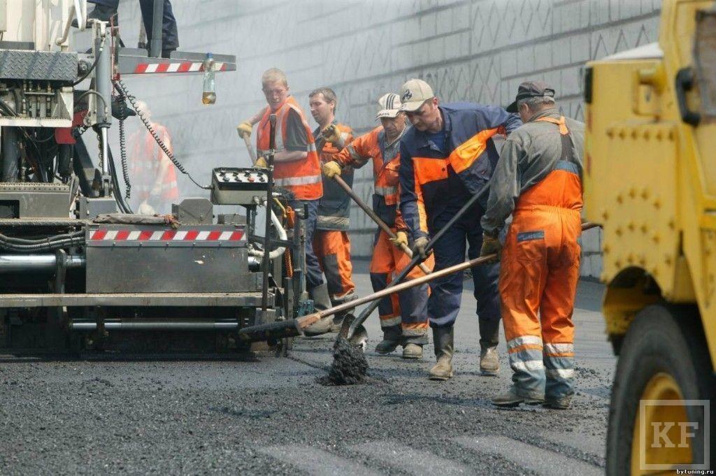 Законопроект о народном контроле за строительством дорог дошел до Думы