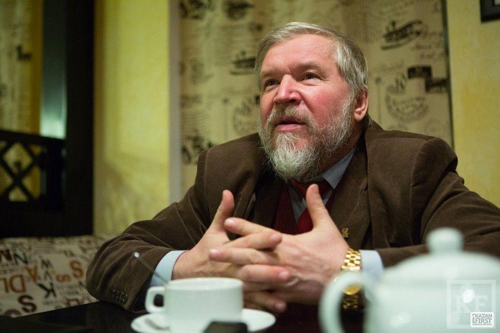 Виталий Смирнов: «Мы надеемся, что наша партия будет представлена в новом составе Госсовета»