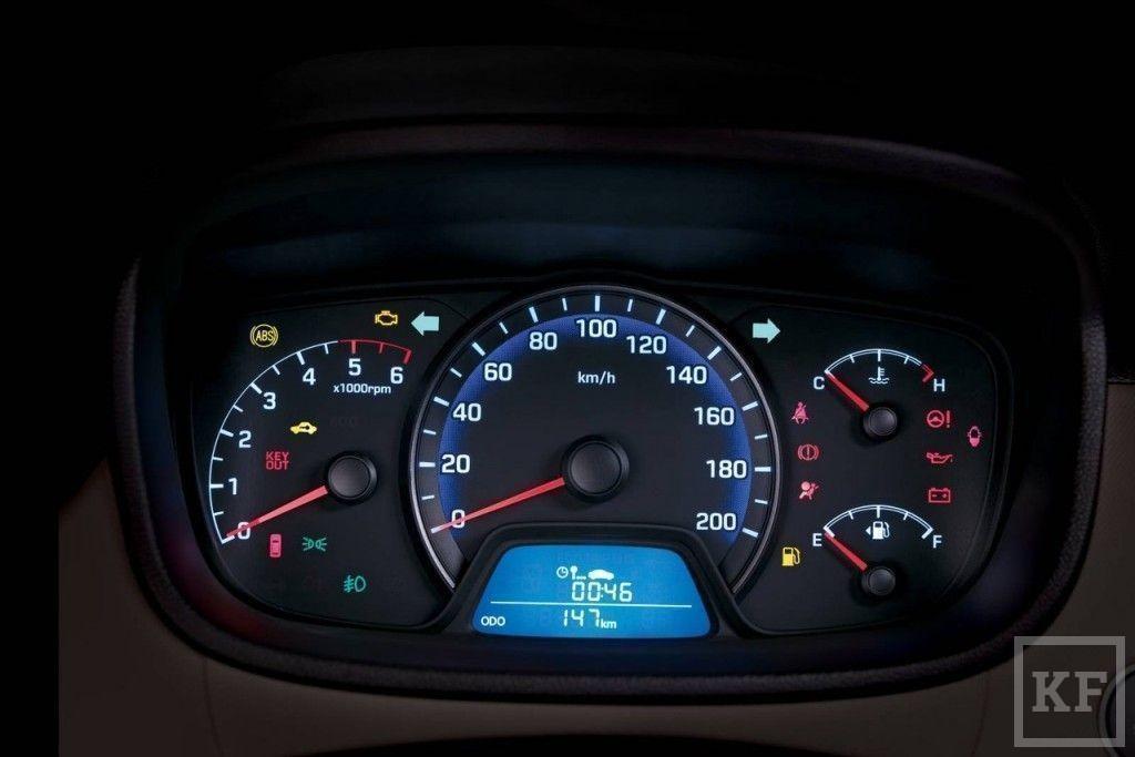 Hyundai превратила свой небольшой хэтчбек i10 в бюджетный седан Xcent