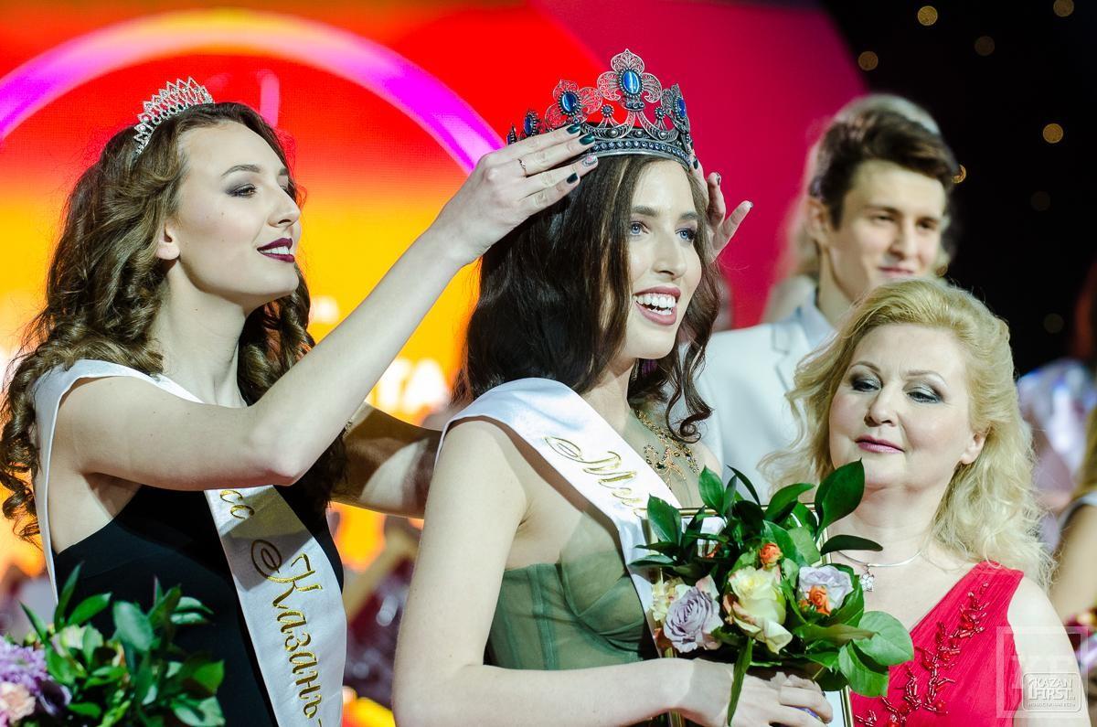 На конкурсе «Мисс Татарстан — 2016» выяснилось, что жители Дербышек победили кризис