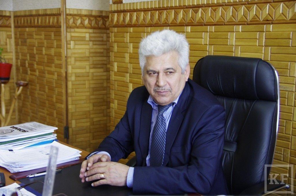 Накип Галимов: «Мы освобождаем рынок от мебельных компаний из других городов. Моя цель как председателя ассоциации поддержать местного производителя»