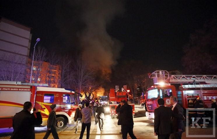 Число погибших при взрыве в турецкой столице возросло до 28