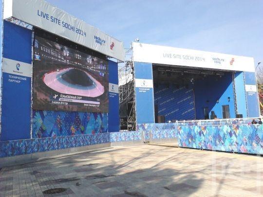 Сочи: Олимпиада началась!