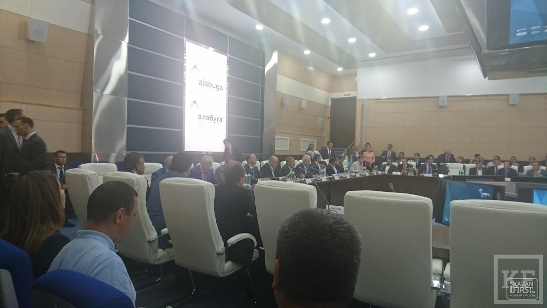 Особой экономической зоне «Алабуга» десять лет: к 2019 году власти планируют полностью окупить вложения в её создание