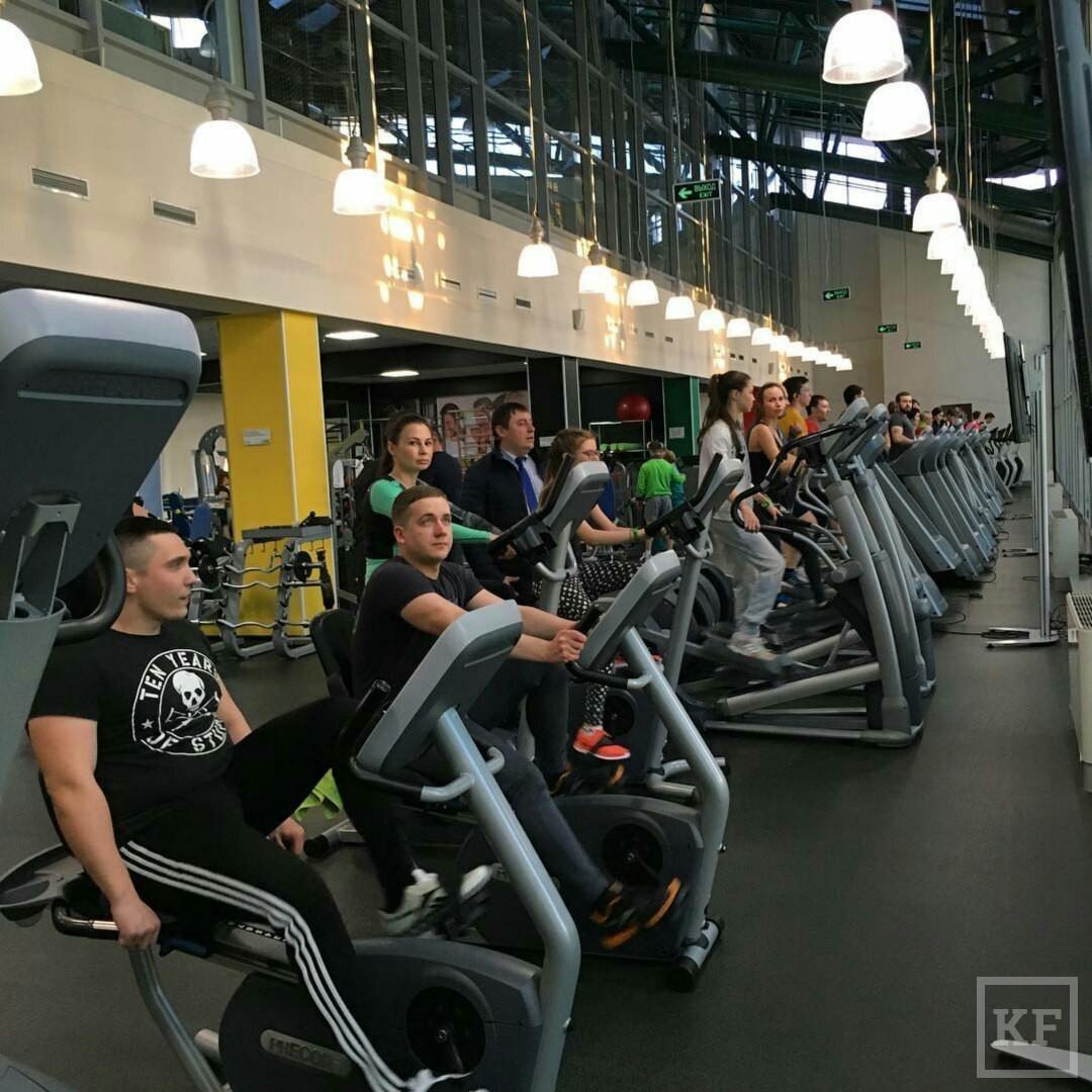 Минниханов «Вконтакте»: соревнования на Кубок президента РФ по тяжелой атлетике