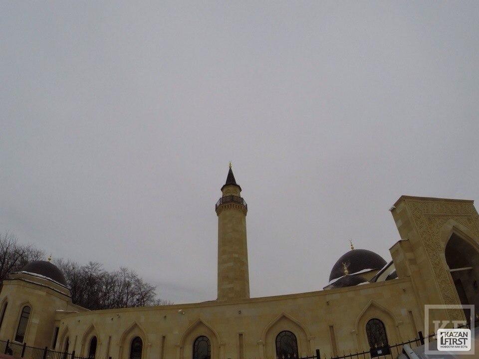 Мусульмане Киева требуют остановить кровопролитие на Евромайдане