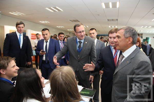 KazanSummit: Иностранцы думали, что Татарстан – это отдельное государство и приезжали к нам без российской визы
