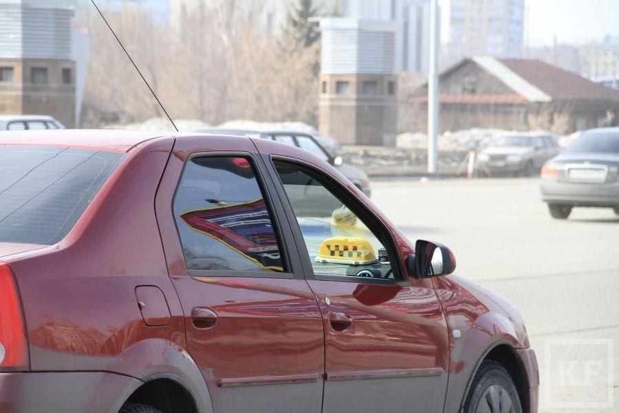 В Татарстане стали часто нападать на таксистов