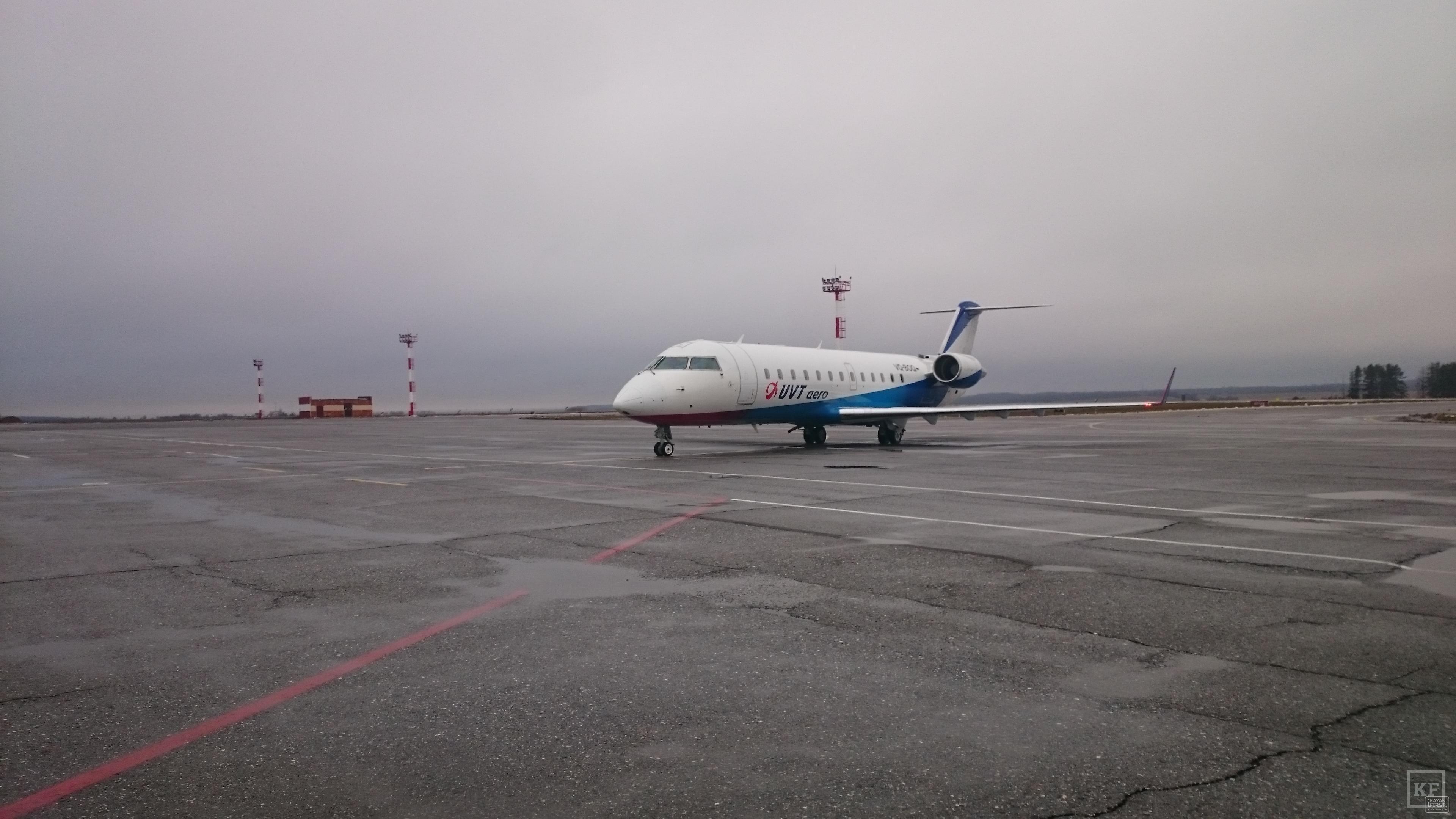 Летать на Урал из Бегишево стало выгоднее, чем ездить на поезде