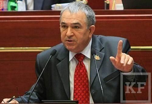 «Солдат» Хафиз Миргалимов готов к выборам президента Татарстана