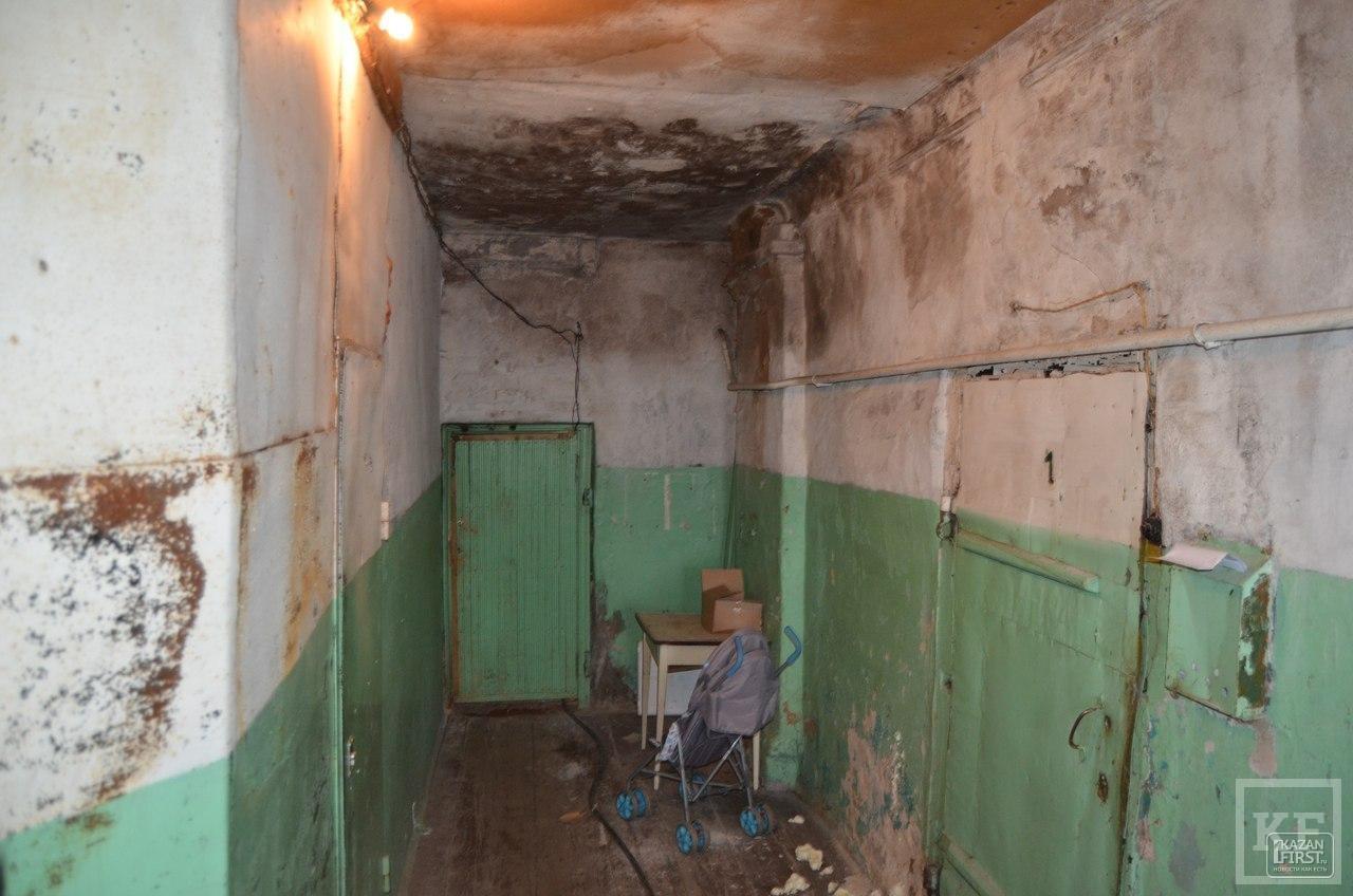 Жильцы одного из старейших домов Казани отказываются выселяться. Им не нравятся условия, предложенные властями