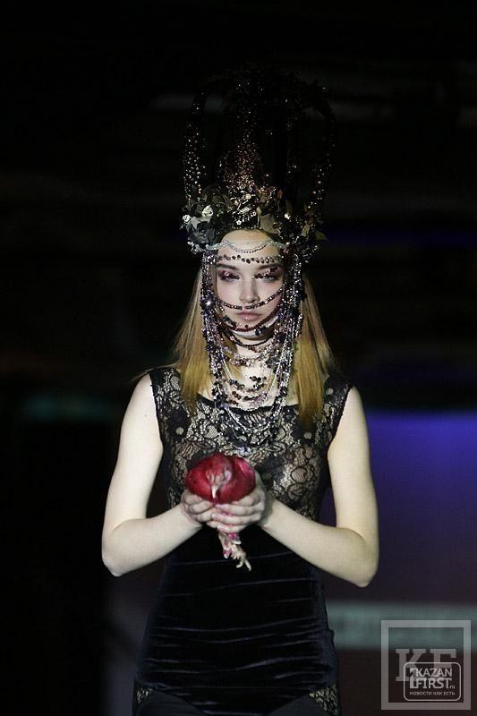 Показ летней коллекции известных бутиков Казани в жилом комплексе «Лазурные небеса»