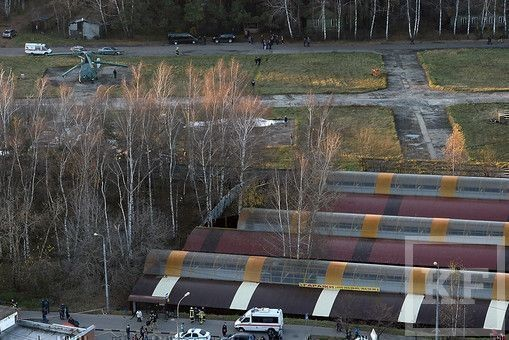 Новые подробности крушения вертолета в Жулебино