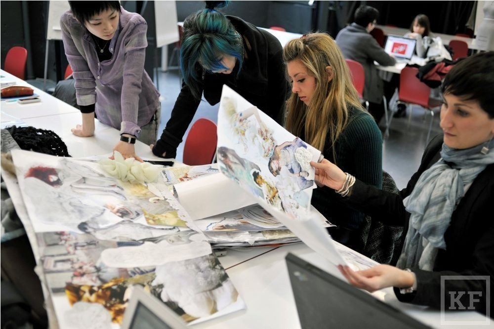 В Казани пройдут презентации Istituto Marangoni. Престижное образование в сфере fashion&design