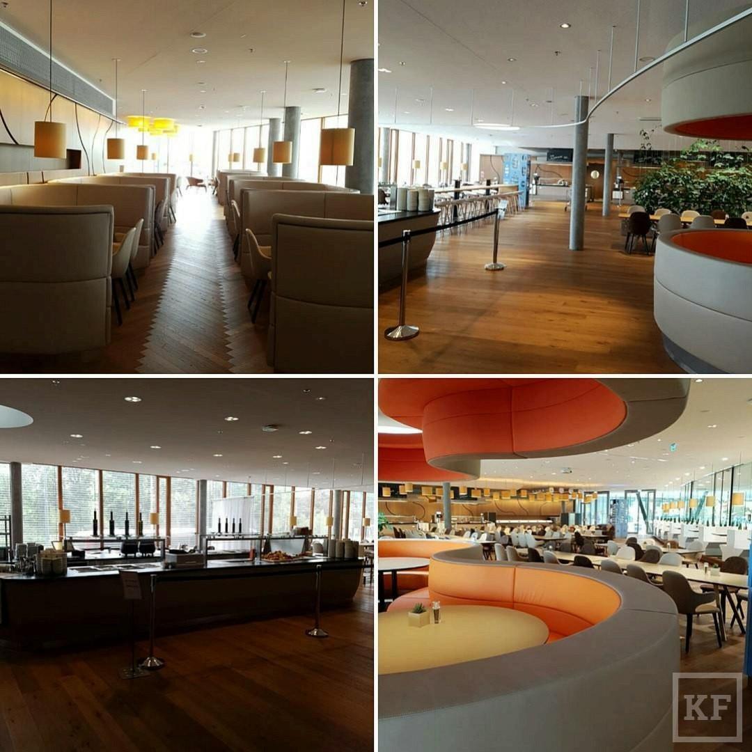 Минниханову понравились «умные лифты» и вентиляция без кондиционеров в кампусе в Вене