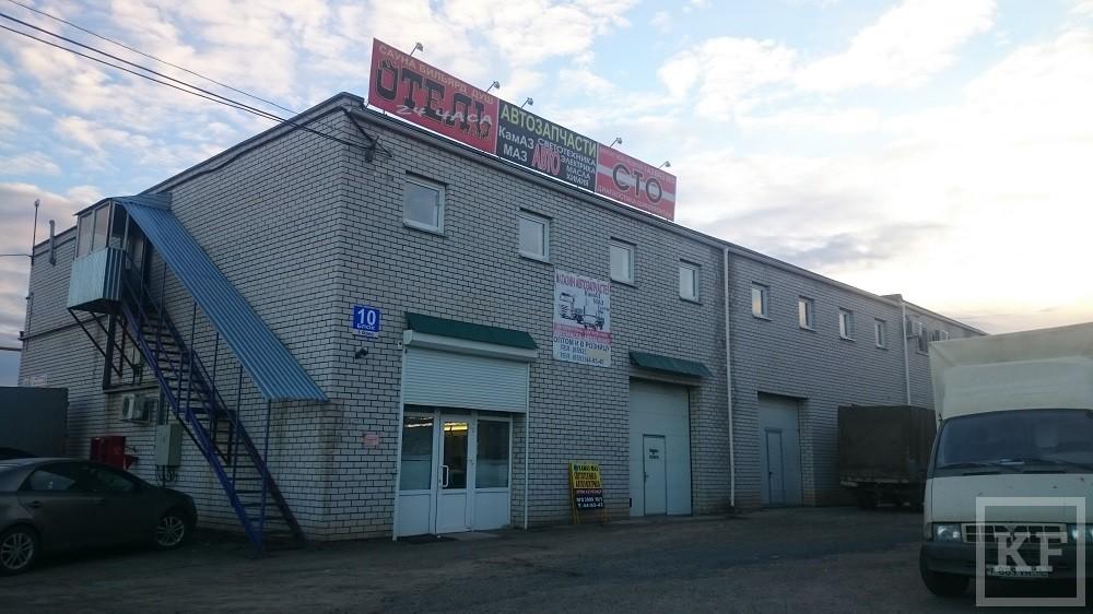 Челнинские гаражные общества давно превратились в промпарки и магазины. А городской бюджет  теряет из-за них деньги