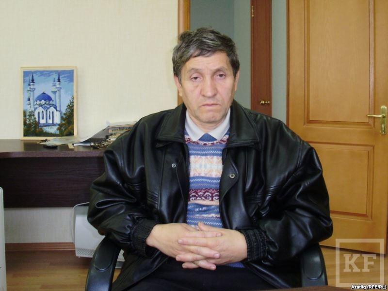 Набережночелнинский городской суд огласит приговор лидеру татарского сепаратистского движения ТОЦ Рафису Кашапову