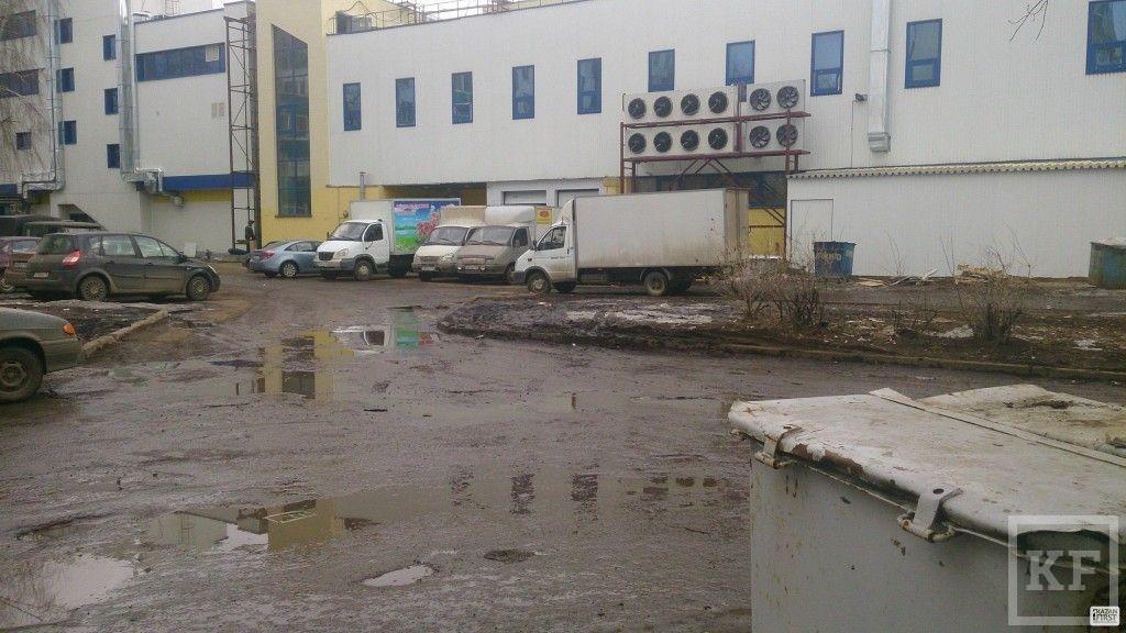 Война продуктового ритейла в Челнах происходит на парковке
