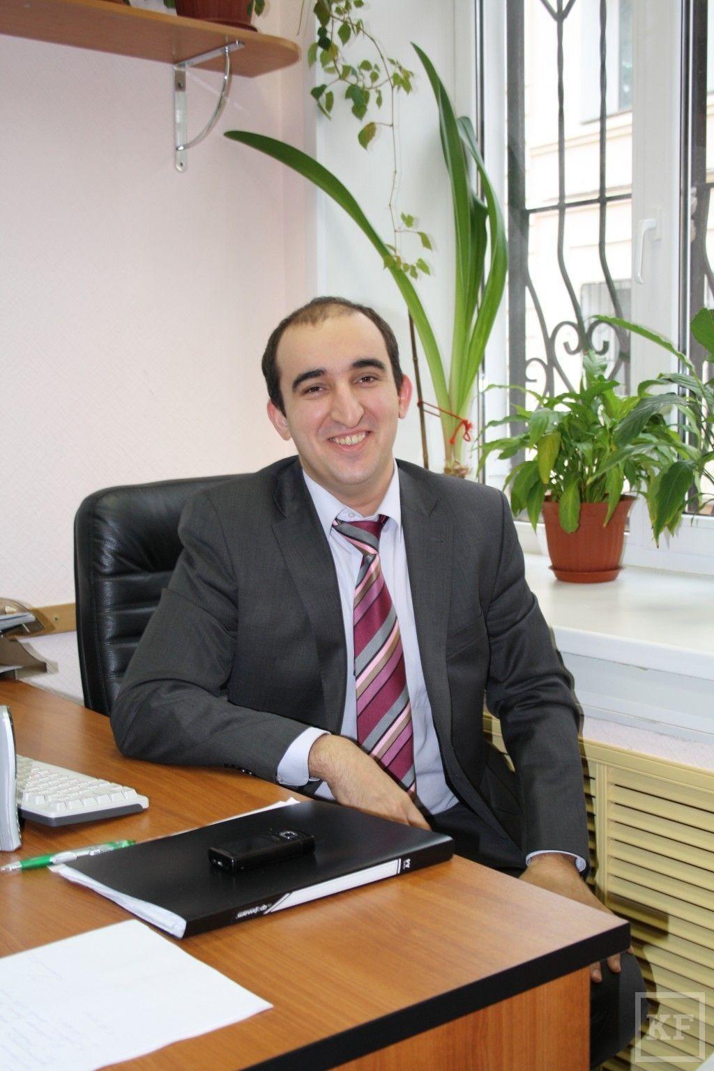 Ленар Сафиуллин: «Программа «Молодежное предпринимательство» должна пройти с фейерверком» или для чего КФУ нужны 660 пресс-релизов в месяц