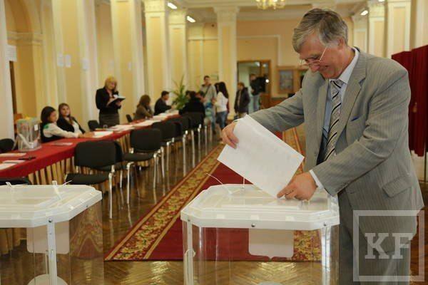 Итоги выборов 2014 в Татарстане: рекордная явка и победа «Единой  России»