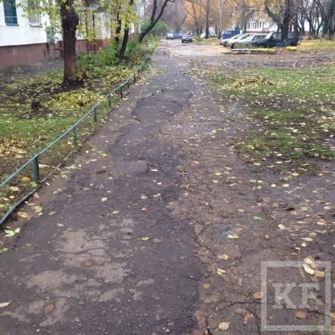 В промзоне Нижнекамска водителей не устраивают грязные дороги – «Народный контроль»