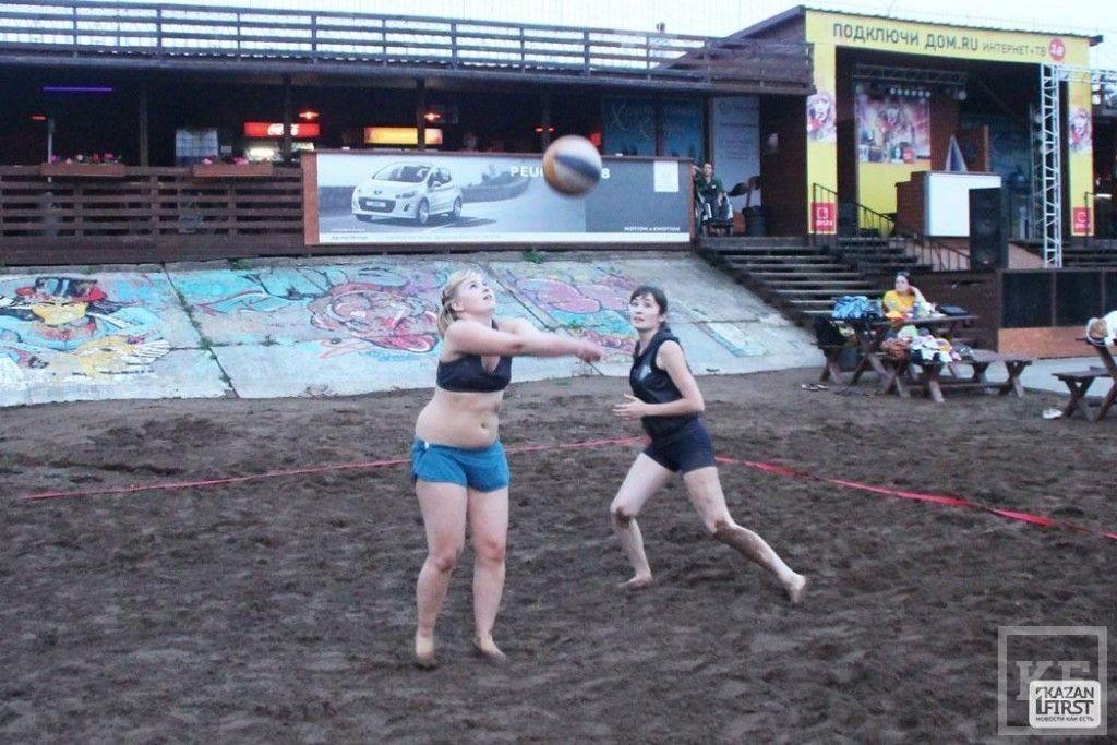 Итоги Челнинского турнира по волейболу