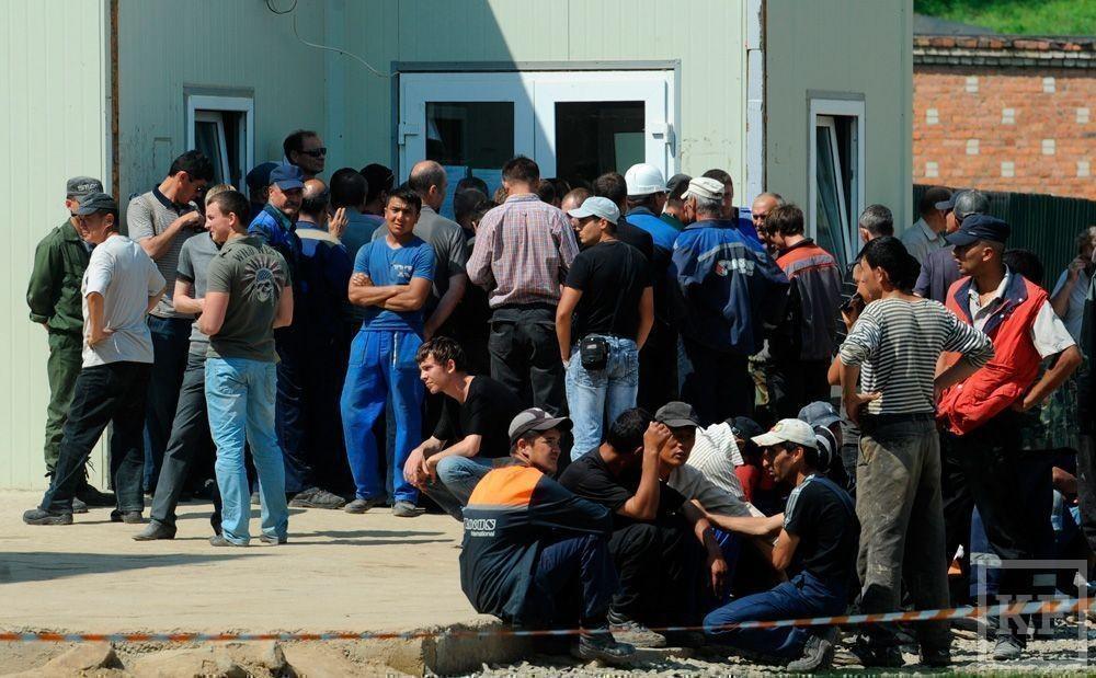 Спецприемники для мигрантов-нелегалов