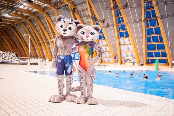 Казань бьет рекорд предыдущих Чемпионатов по водным видам спорта