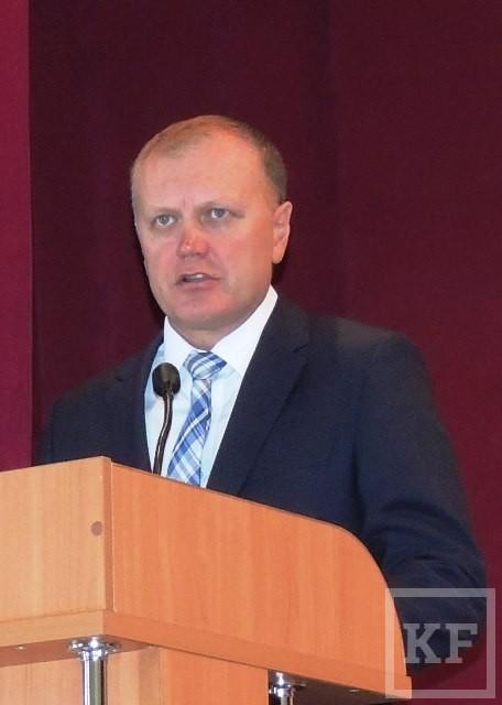 Глава Бавлинского района РТ заработал в прошлом году 8,4 млн рублей