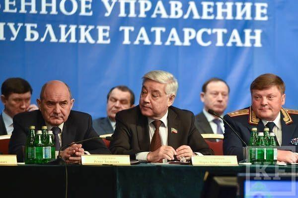 Руководитель Следственного управления по Татарстану пригрозил подчиненным кадровыми перестановками