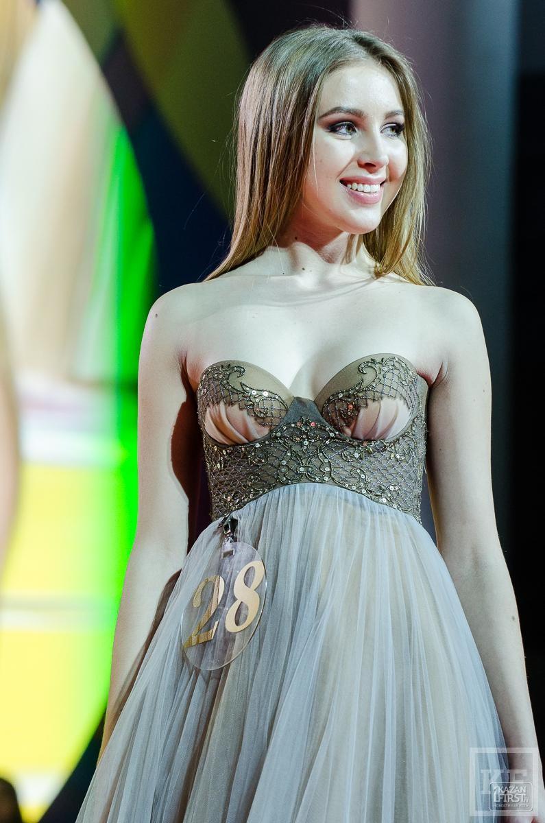 Конкурс «Мисс Татарстан — 2016» прошел в Казани